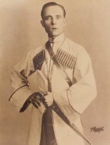 Boris Volkoff, 1920s.