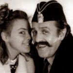 Вилли Токарев и Светлана Радушинская. Москва, 1990.
