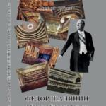 """Обложка книги Н.И.Горбунова """"Шаляпин в Европе и Северной Америке""""."""