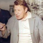 Певец, актер, радиоведущий Леонид Пылаев.