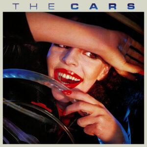 "Наталия Медведева на обложке пластинки группы ""Cars""."